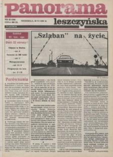 Panorama Leszczyńska 1991.06.30 R.13 Nr26(596)