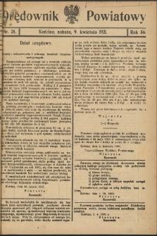 Orędownik Powiatowy (Kościan) 1921.04.09 R.56 Nr 28