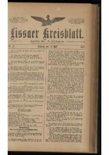 Lissaer Kreisblatt. 1917.04.18 Nr 31