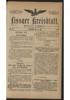 Lissaer Kreisblatt. 1917.05.12 Nr 38