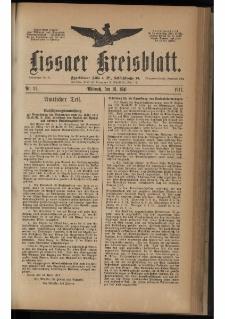 Lissaer Kreisblatt. 1917.05.16 Nr 39