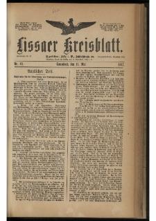 Lissaer Kreisblatt. 1917.05.19 Nr 40