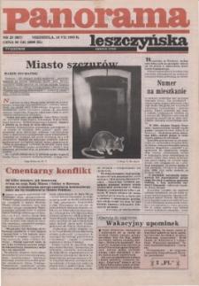 Panorama Leszczyńska 1995.07.16 R.17 Nr29(807)