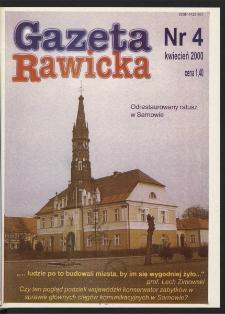 Gazeta Rawicka 2000.04 Nr 4