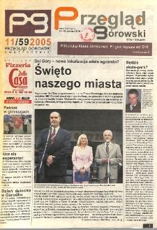 Przegląd Górowski 2005.06.15 R.15 Nr 11(259)