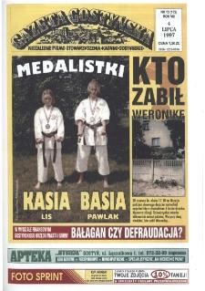 Gazeta Gostyńska 1997 R.8 Nr 13(172)