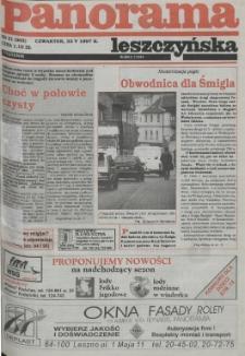 Panorama Leszczyńska 1997.05.22 R.19 Nr21(902)