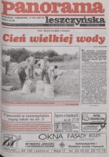 Panorama Leszczyńska 1997.07.17 R.19 Nr29(910)