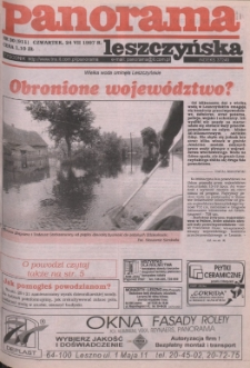 Panorama Leszczyńska 1997.07.24 R.19 Nr30(911)