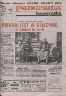 Panorama Leszczyńska 1999.05.27 R.21 Nr21(1007)