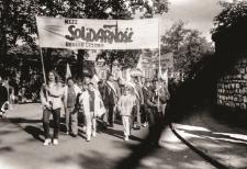 Pielgrzymka do Częstochowy w 1995 r.