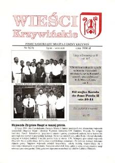Wieści Krzywińskie 1994.07-09 Nr 5(23)