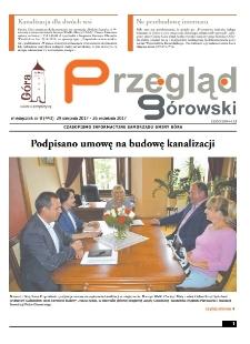 Przegląd Górowski 2017.08.29 R.27 Nr 8(443)