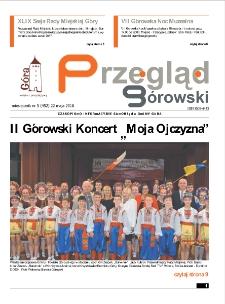 Przegląd Górowski 2018.05.22 R.28 Nr 5(452)