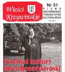Wieści Krzywińskie 2001 Nr 51