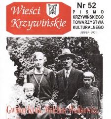 Wieści Krzywińskie 2001 Nr 52