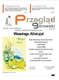 Przegląd Górowski 2019.04.15 R.29 Nr 4(463)