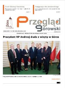 Przegląd Górowski 2019.10.28 R.29 Nr 10(469)