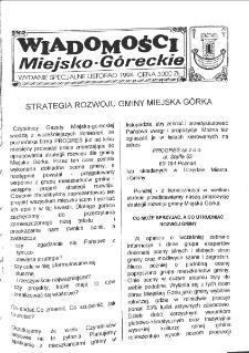 Wiadomości Miejsko-Góreckie 1994 nr (9)