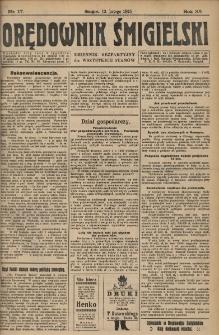 Orędownik Śmigielski 1925.02.12 R.35 Nr 17