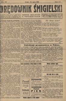 Orędownik Śmigielski 1925.03.10 R.35 Nr 28