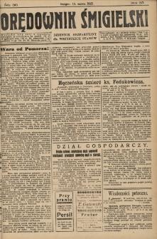 Orędownik Śmigielski 1925.03.15 R.35 Nr 30
