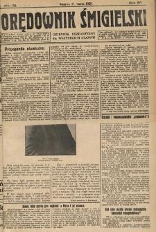 Orędownik Śmigielski 1925.03.17 R.35 Nr 31