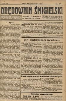 Orędownik Śmigielski 1925.04.07 R.35 Nr 42