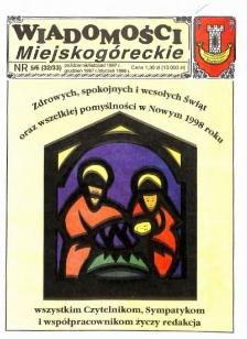 Wiadomości Miejskogóreckie 1997 nr 5/6 (32/33)