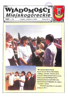 Wiadomości Miejskogóreckie 1999 nr 6 (44)