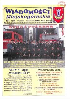 Wiadomości Miejskogóreckie 2000 nr 5 (50)