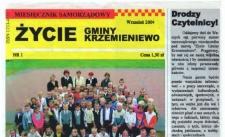 Życie Gminy Krzemieniewo 2004.09 Nr 1