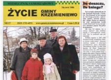 Życie Gminy Krzemieniewo 2006.01 Nr 17