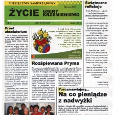Życie Gminy Krzemieniewo 2005.03 Nr 7