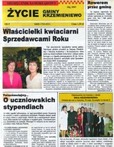 Życie Gminy Krzemieniewo 2005.05 Nr 9