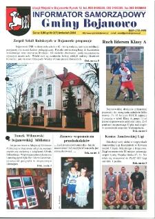 Informator Samorządowy Gminy Bojanowo 2004.07 Nr 2 (7)