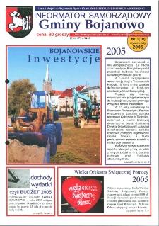 Informator Samorządowy Gminy Bojanowo 2005.01 Nr 1 (10)
