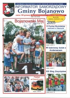 Informator Samorządowy Gminy Bojanowo 2005.03 Nr 2 (11)