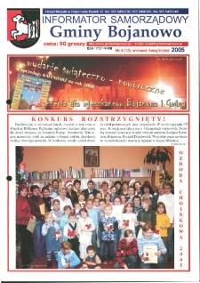 Informator Samorządowy Gminy Bojanowo 2005.12 Nr 4 (13)