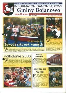 Informator Samorządowy Gminy Bojanowo 2006.01 Nr 3 (16)