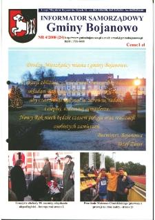 Informator Samorządowy Gminy Bojanowo 2008.04 Nr 4 (24)