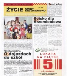 Życie Gminy Krzemieniewo 2008.02 Nr 42