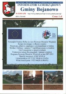 Informator Samorządowy Gminy Bojanowo 2011.03 Nr 3 (35)