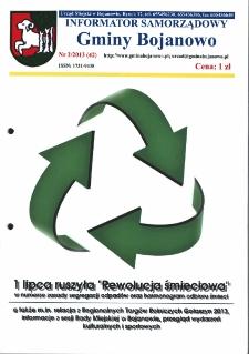 Informator Samorządowy Gminy Bojanowo 2013.02 Nr 2 (42)