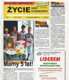 Życie Gminy Krzemieniewo 2009.08 Nr 60