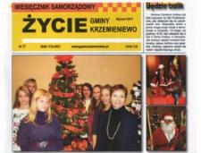 Życie Gminy Krzemieniewo 2011.01 Nr 77