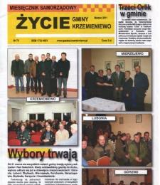 Życie Gminy Krzemieniewo 2011.03 Nr 79