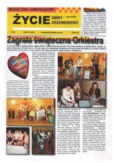Życie Gminy Krzemieniewo 2012.01 Nr 89
