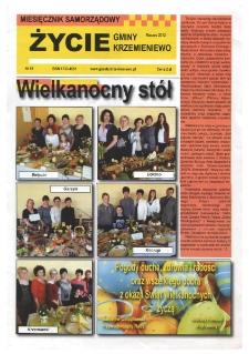 Życie Gminy Krzemieniewo 2012.03 Nr 91