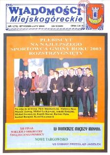 Wiadomości Miejskogóreckie 2004 nr 1 (70)